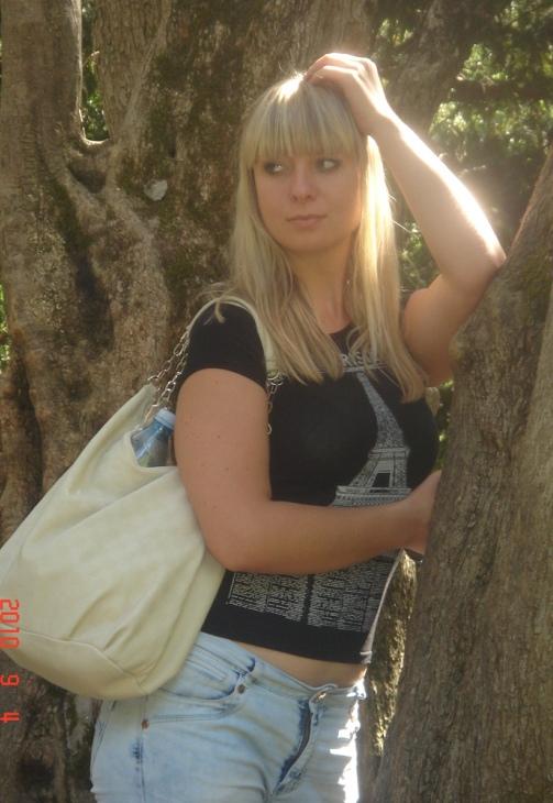 Barefoot Ryska Kvinna